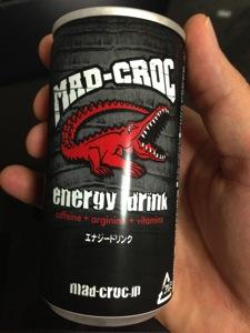 mad-croc-energyパッケージ