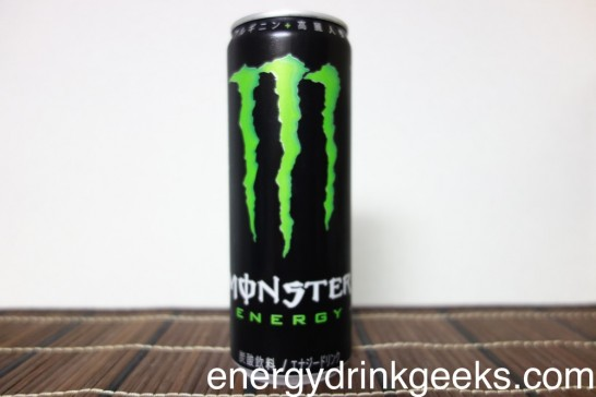 monster energy 緑