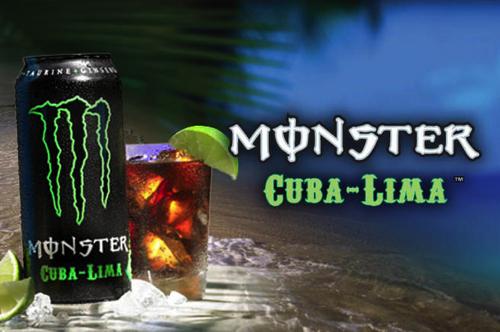 モンスターエナジーキューバリマ(CUBA-LIMA)