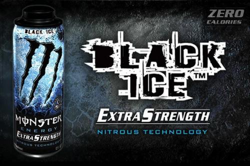 モンスターエナジー薄氷(BLACK ICE)