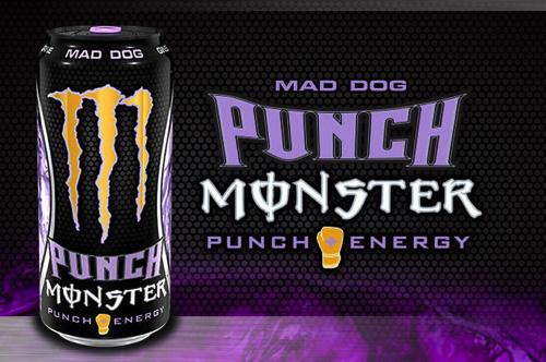 モンスターエナジーDUBマッドドッグ(MAD DOG)