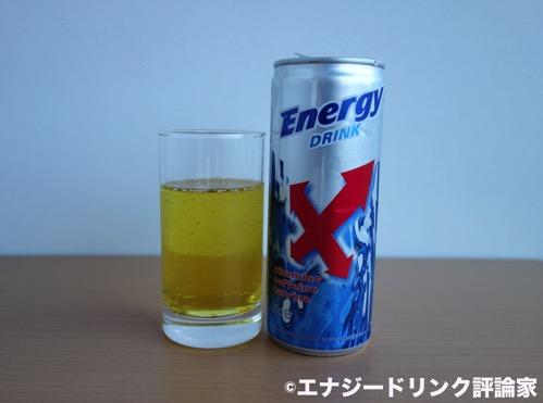 エナジードリンクX